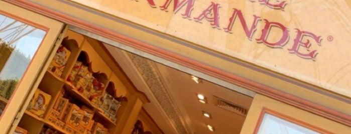 Le Cure Gourmande is one of สถานที่ที่ Liliana ถูกใจ.
