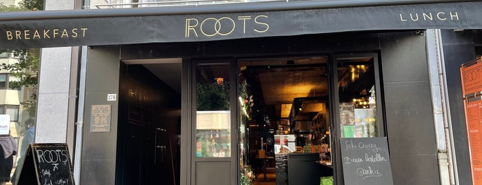 Roots is one of To-do list.