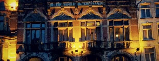 Die Port van Cleve is one of Tempat yang Disukai Dilâra.