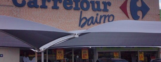 Carrefour is one of Lygia: сохраненные места.