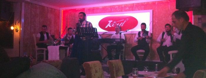 Keyif Wine Cafe & Restaurant is one of Orte, die Yunus gefallen.