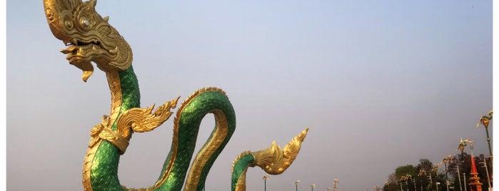 Nong Khai Pier is one of 高井'ın Beğendiği Mekanlar.