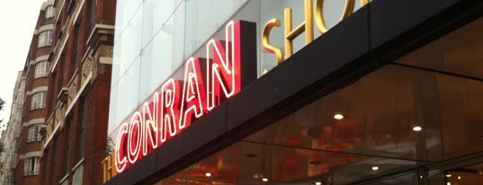 The Conran Shop is one of Lieux qui ont plu à R.