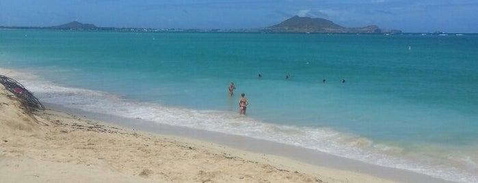 Kailua Beach Park is one of 하와이 오하우 2013.