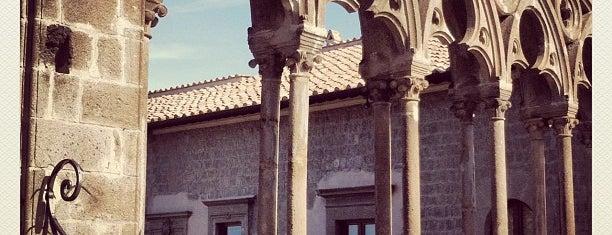 Palazzo Dei Papi is one of Lazio.