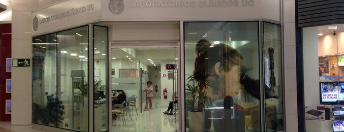 Laboratorio Clínico UC is one of สถานที่ที่ Mapi ถูกใจ.