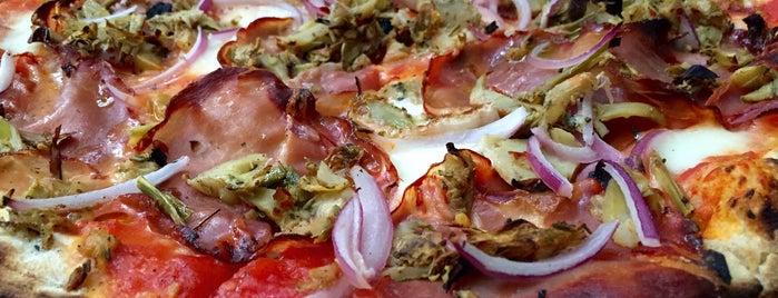Ogliastro Pizza Bar is one of Brooklyn Eats.