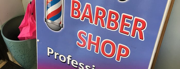 Benny's Barber Shop is one of Prospect/Crown Hts To Do.