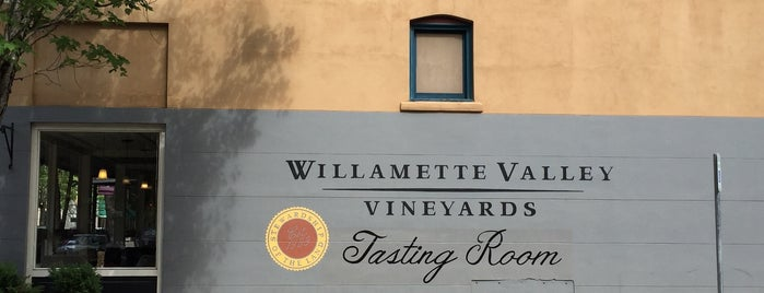 Willamette Valley Vineyards Wine Center is one of OR wine trip.