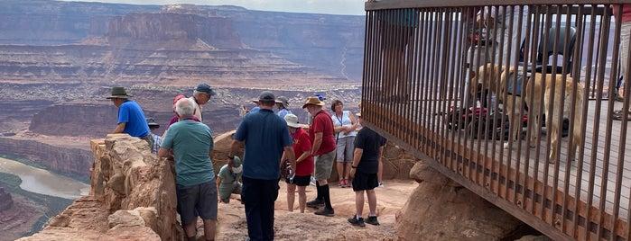 Dead Horse Point Visitor Center is one of Utah + Vegas 2018.