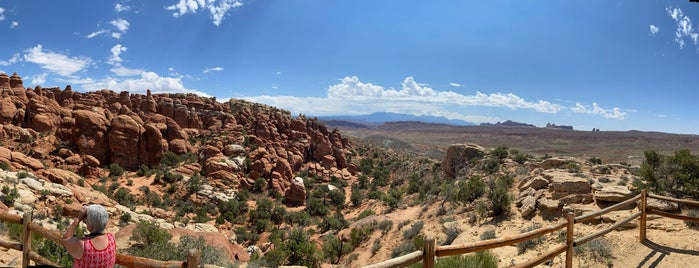 Fiery Furnace Viewpoint is one of Southwest Road Trip 2017.