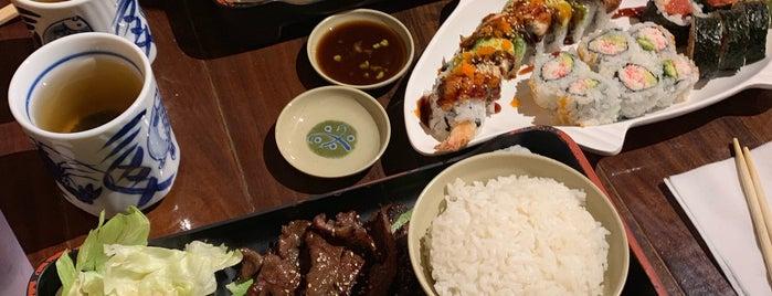 Ichiban Sushi is one of My home LA.