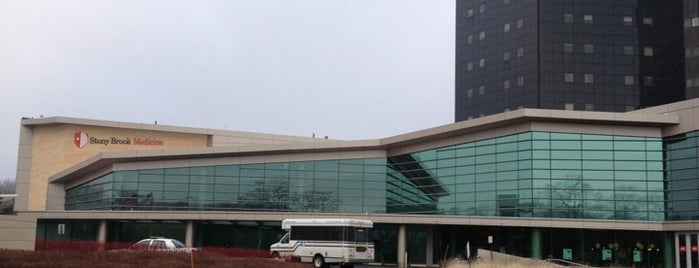 Stony Brook University Medical Center is one of Patrickさんのお気に入りスポット.