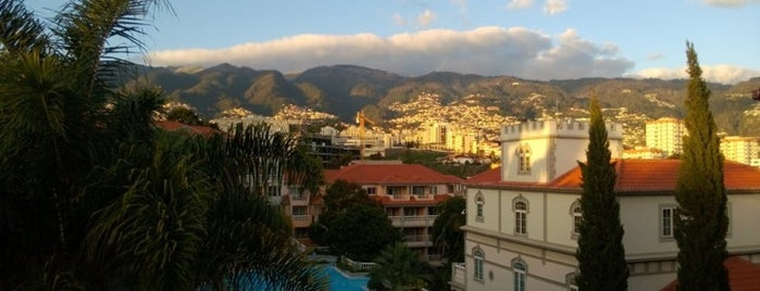 Pestana Miramar is one of Pestana Hotels & Resorts.