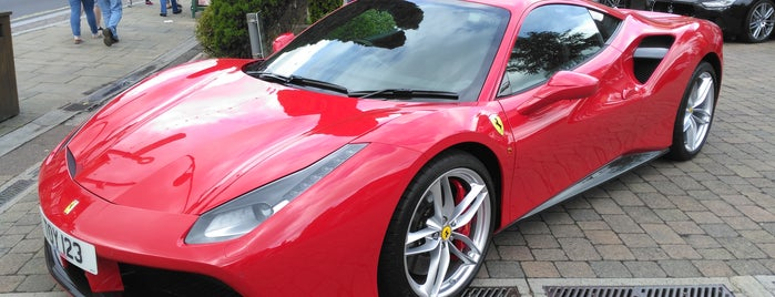 Meridien Modena Ferrari is one of All-time favorites in United Kingdom.