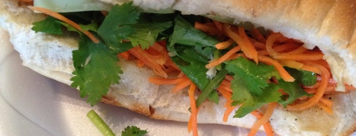 Nicky's Vietnamese Sandwiches is one of Restaurants I Want to Try.