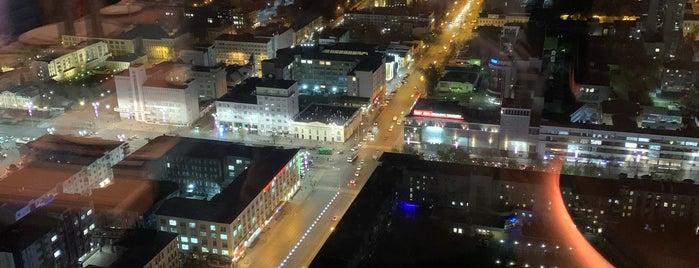 Panorama A.S.P is one of Екатеринбург.