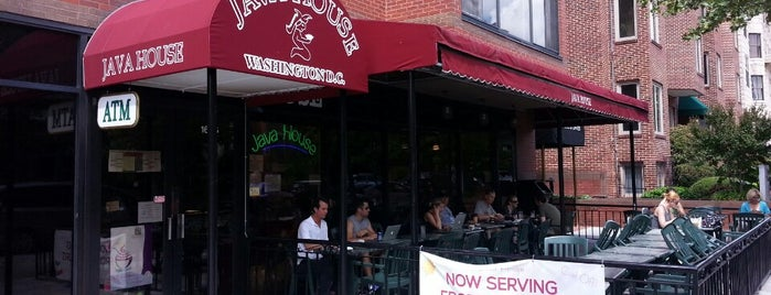 Java House is one of Best Coffee Cafes in DC.