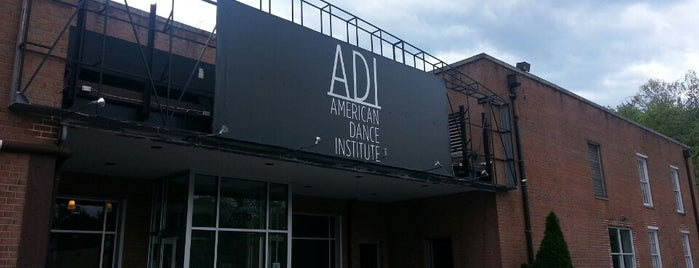 American Dance Institute is one of Posti salvati di Arts and Humanities Council of Montgomery County.