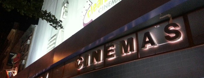 Cinépolis Chelsea is one of Lugares favoritos de Carmen.