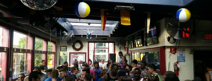 Nellie's Sports Bar is one of A State-by-State Guide to 2015's Most Popular Bars.