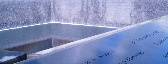 National September 11 Memorial Museum is one of NYC.