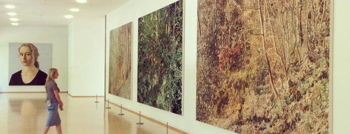 Museum Kurhaus Kleve is one of Mapping Giuseppe Penone's work en plein air.