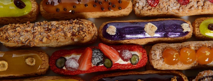 Eclairs & Gourmandises is one of S Marks The Spots in BRUSSELS.