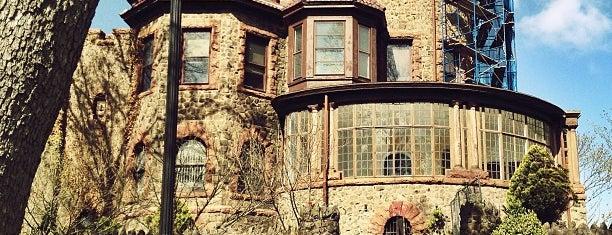 Kip's Castle is one of NY/NJ.