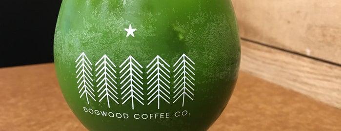 Dogwood Coffee is one of Tempat yang Disimpan Karem.