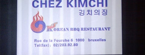 Kim Chi - Korean BBQ is one of food.