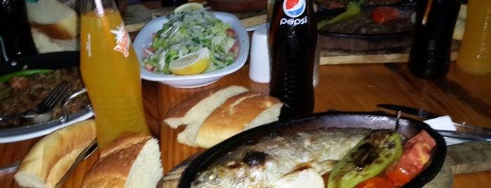 Cinar Restaurant is one of Lieux sauvegardés par Esad.