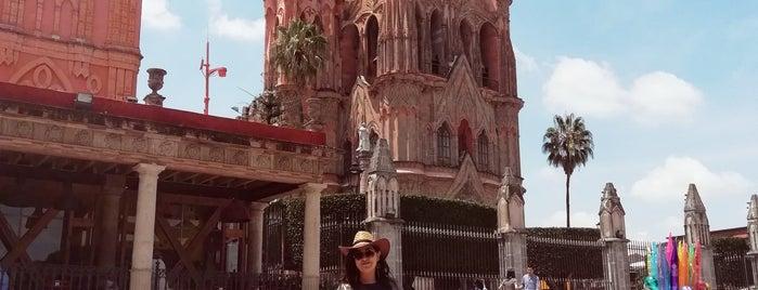 San Miguel de Allende is one of Orte, die Karina gefallen.
