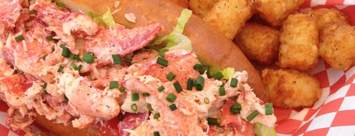Dock & Roll Diner is one of Ultimate Summertime Lobster Rolls.