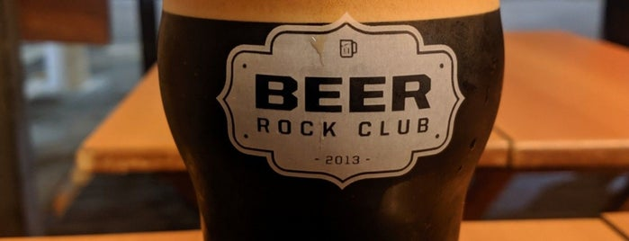 Beer Rock Club is one of Beer Love SP.