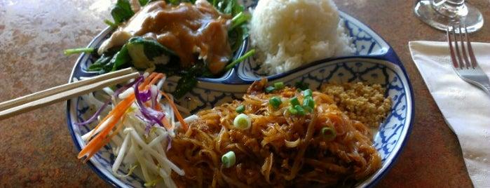 Irene Thai Cuisine is one of Orte, die Chris gefallen.
