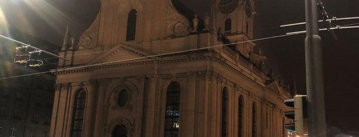 Heiliggeistkirche is one of Bern Favorites.