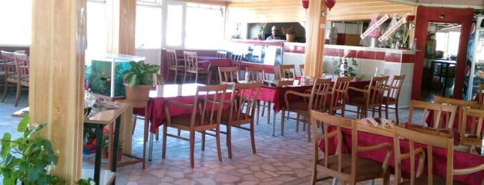 Gözde Restaurant - Konyalı Emin Usta'nın Yeri is one of antep yolu.