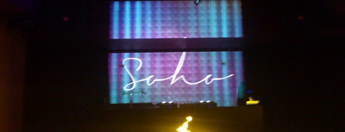 SOHO CLUB is one of Vilnius.