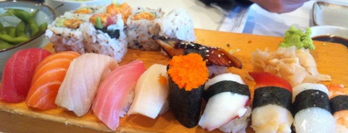 Shiroi Sushi is one of Favorite spots Chicago*.