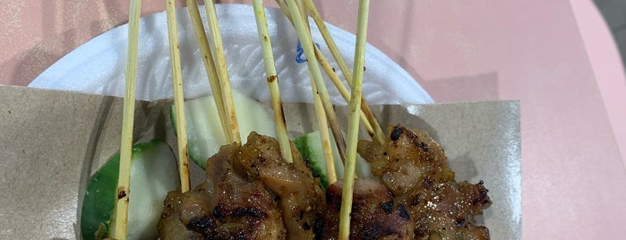 Old Punggol Satay is one of Good Food Places: Hawker Food (Part I)!.