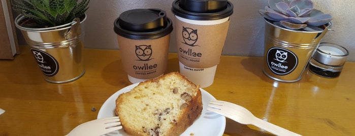 Owllee Coffee House is one of Sofia.