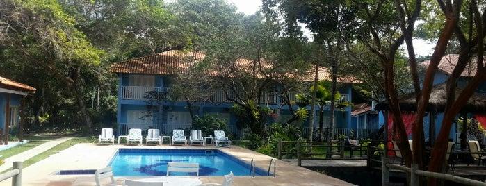 Pousada Rio do Peixe is one of Hoteis Brasil.