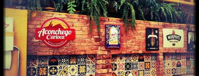 Aconchego Carioca is one of Tapioca.