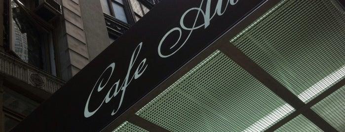 Cafe Alice is one of Lugares guardados de irina.