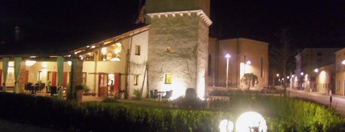 La Colombara is one of Croatia + Italy.