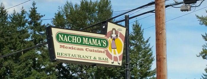 Nacho Mama's is one of Places I like.