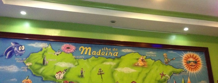 Ilha da Madeira is one of Restaurants.