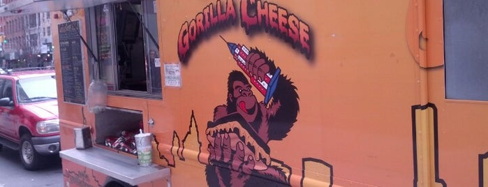 Gorilla Cheese Truck NYC is one of NYC Visit.