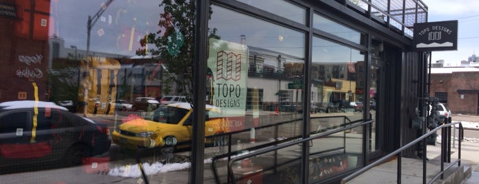 Topo Designs is one of Stateside 2015.